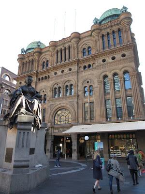 Queen Victoria building. Sydney