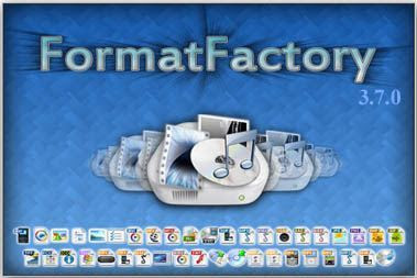 تحميل برنامج فورمات فاكتورى Format Factory 4.2 للكمبيوتر لتعديل صيغ الفيديو والصوت