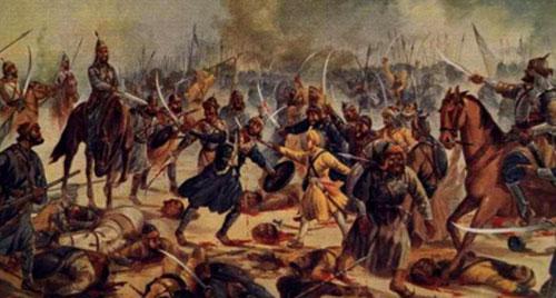 1st panipat war