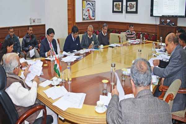 haryana-cm-manohar-lal-khattar-meeting-with-officers-chandigarh