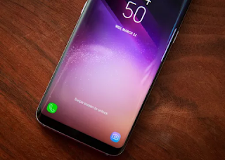 Cara Screenshot di Samsung Galaxy S8