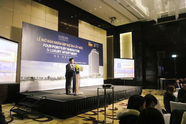 Mở bán đợt cuối dự án Luxury Apartment Đà Nẵng