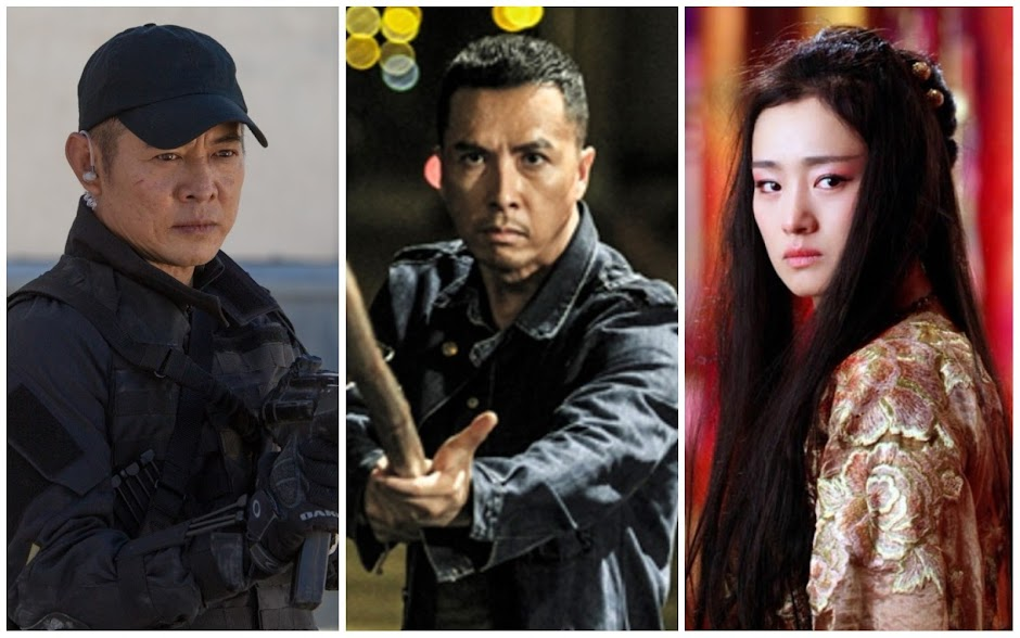 Mulan | Jet Li, Donnie Yen e Li Gong se juntam ao elenco do live-action