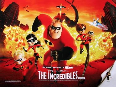 Hantu Baca Film Animasi Terbaik Piala Oscar Tontonan Keluarga The Incredibles