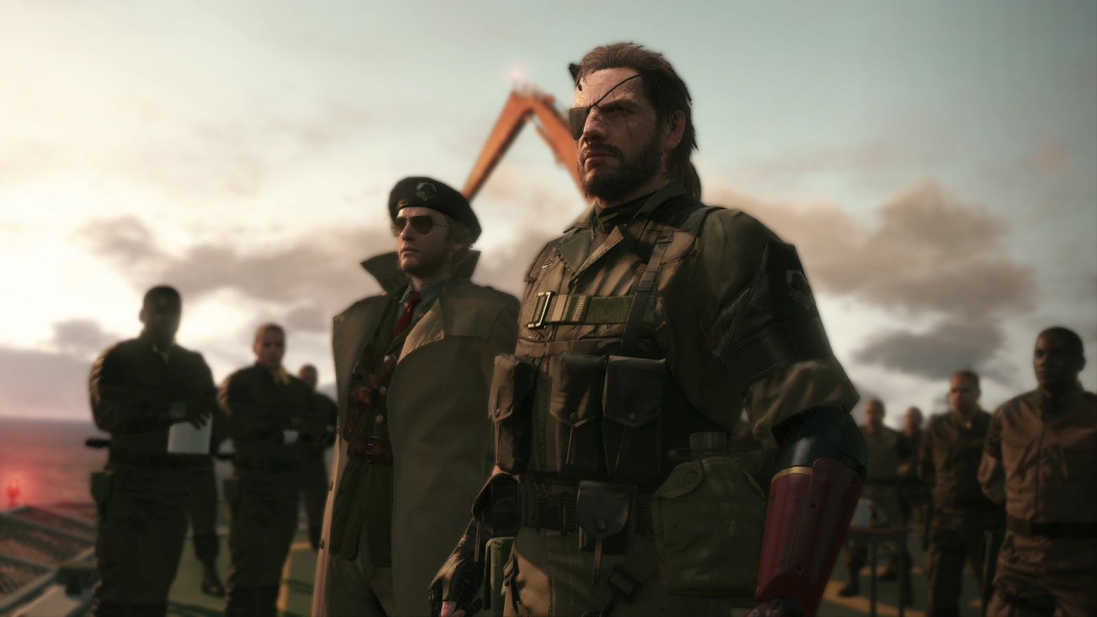 Metal Gear Solid V The Phantom Pain + todos los dlc español