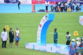 asaba 2018 african athletic championship photo album