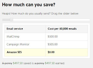 How much can you save with sendy?
