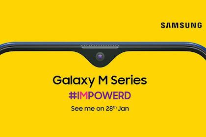 Inlah harga Samsung Galaxy M, Ponsel Pintar Murah Dari Samsung