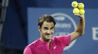 Roger Federer tenis resultados