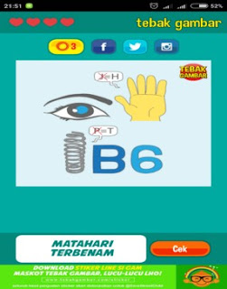 kunci jawaban tebak gambar level 27 soal no 6