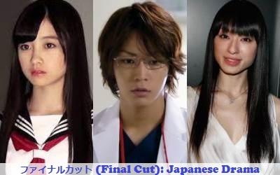 ファイナルカット (Final Cut) Synopsis And Cast: Japanese