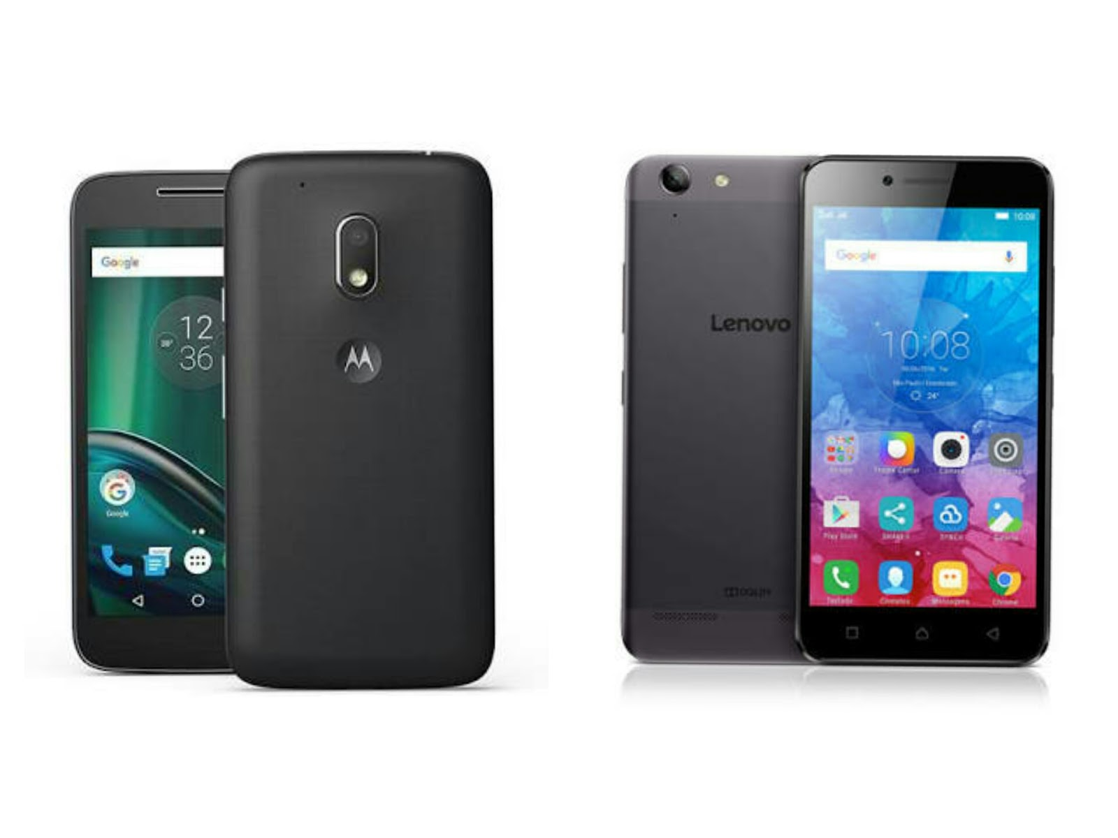 Moto Smartphone by Lenovo: Lenovo K5 Vibe
