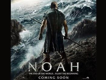 """Critican película """"Noé"""""""
