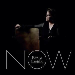 """Now"", dulces melodías de Paz del Castillo"