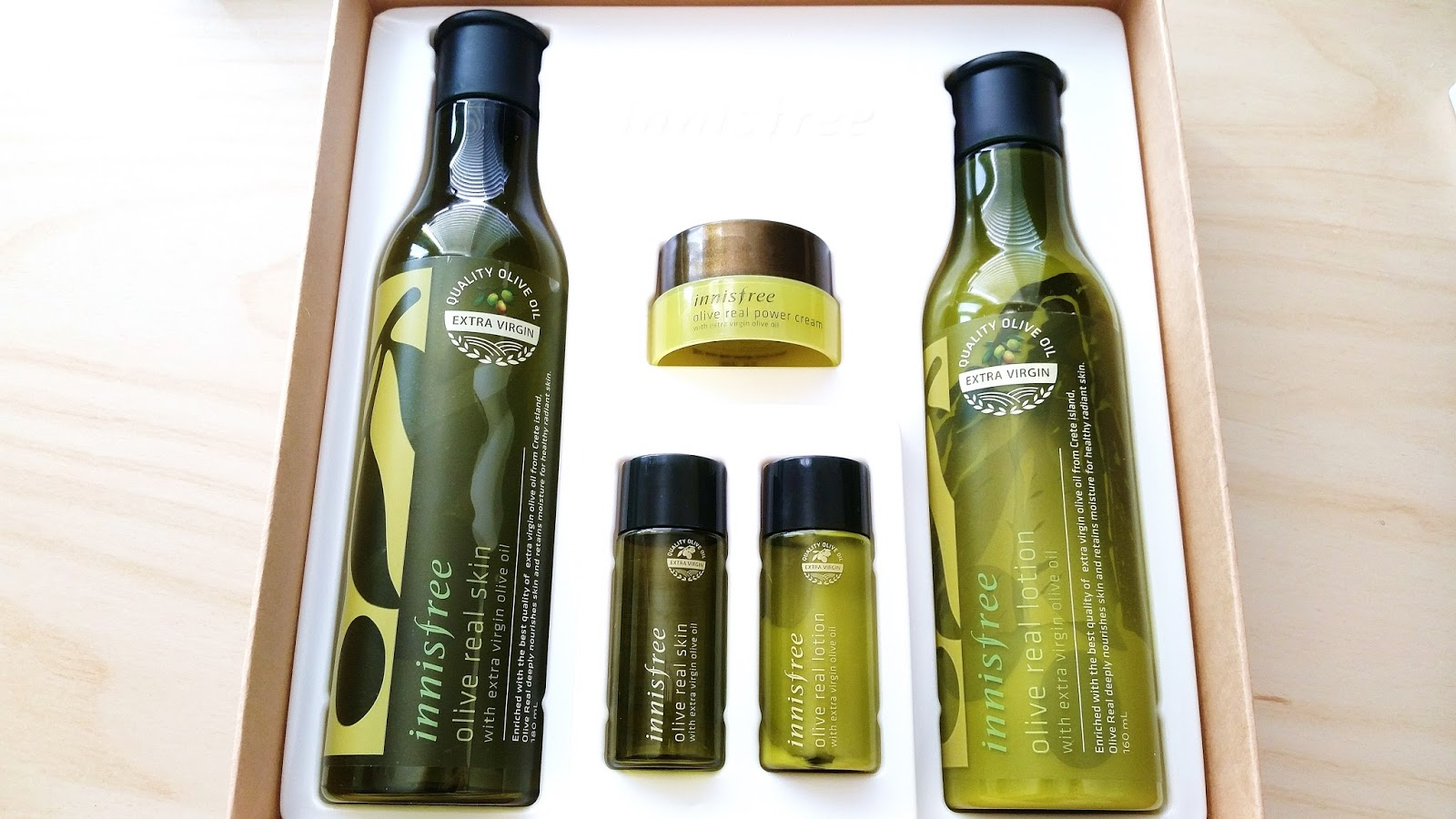 Innisfree Olive Real Skin Review Dreams To Creations