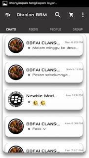 BBM minimal original base 2.13.0.22 APK