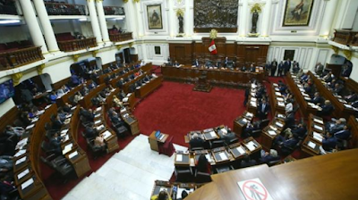 Los temas pendientes en el Congreso al término de la legislatura
