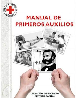 Manual de Primeros Auxilios de la Cruz Roja de Venezuela