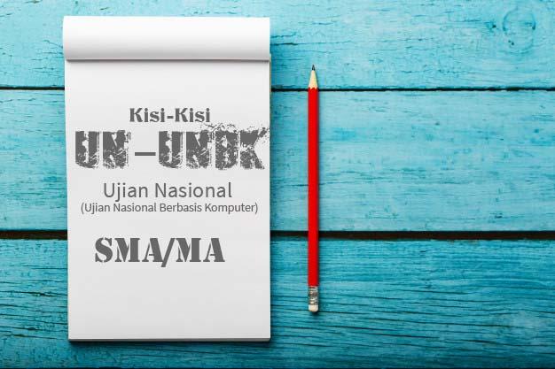 Kisi-Kisi UN Bahasa dan Sastra Indonesia SMA