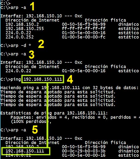 Windows: Saber si el ping lo bloquea el firewall