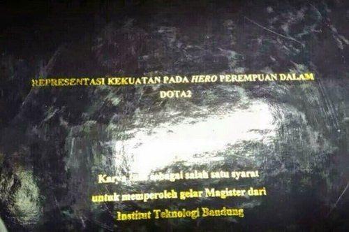 Skripsi Representasi Kekuatan Pada Hero Perempuan Dalam Dota2