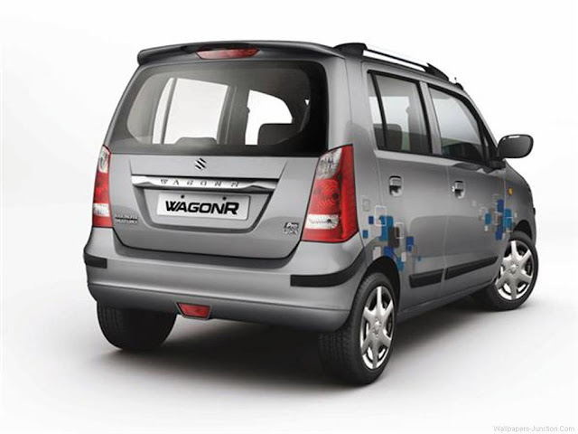 Maruti Wagon R Images-Check Interior & Exterior Pics