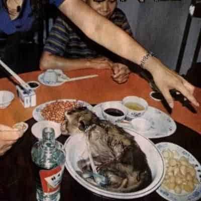 10 Makanan Paling Menjijikkan Di Dunia