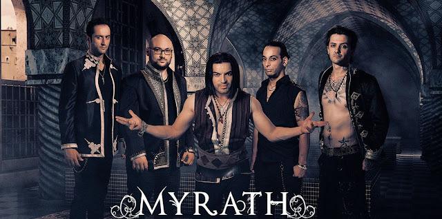 Myrath en Madrid y Barcelona