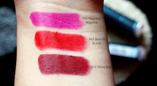 Color Sensational Creamy Mattes by Maybelline | bubblybeauty135