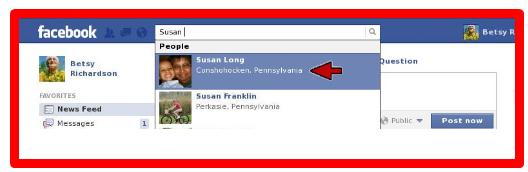 Find My Friends On Facebook - Digital - Weekinformation