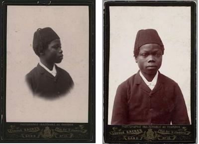 df5cd265d8ff84  In 1887 portretteert de Gentse fotograaf Edmond Sacré tweemaal Sakala  hij  krijgt een bedankbriefje van Sakala gedateerd 20 oktober 1887 - Links   Tervuren  ...