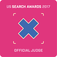 US Search Awards 2017 - Official Judge