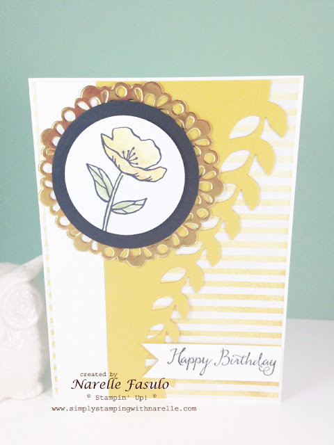 Hello Honey - 2014-2016 In Colors - Simply Stamping with Narelle - available here - http://www3.stampinup.com/ECWeb/ItemList.aspx?categoryid=121102&dbwsdemoid=4008228