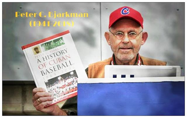 Peter, para todos los que pudieron conversar alguna vez con él o al menos leyeron sus artículos o publicaciones literarias, el béisbol cubano se convirtió en su vida
