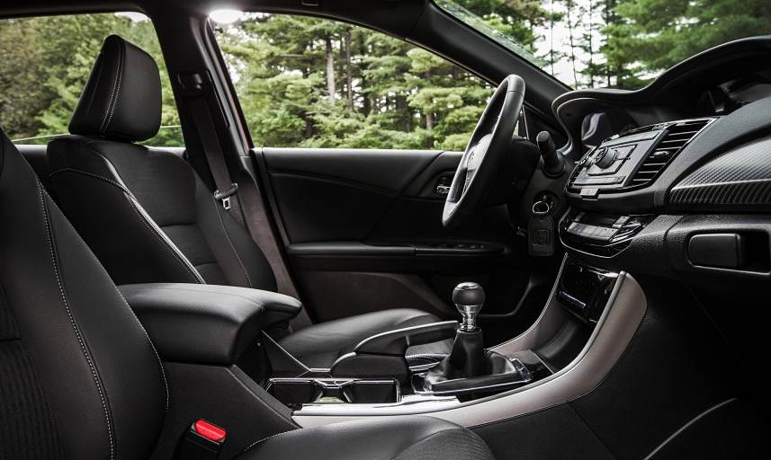 2016 honda accord sport manual. Black Bedroom Furniture Sets. Home Design Ideas