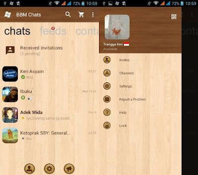 kumpulan bbm windows phone 2016