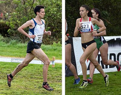Atletismo Aranjuez Cross España Gijón