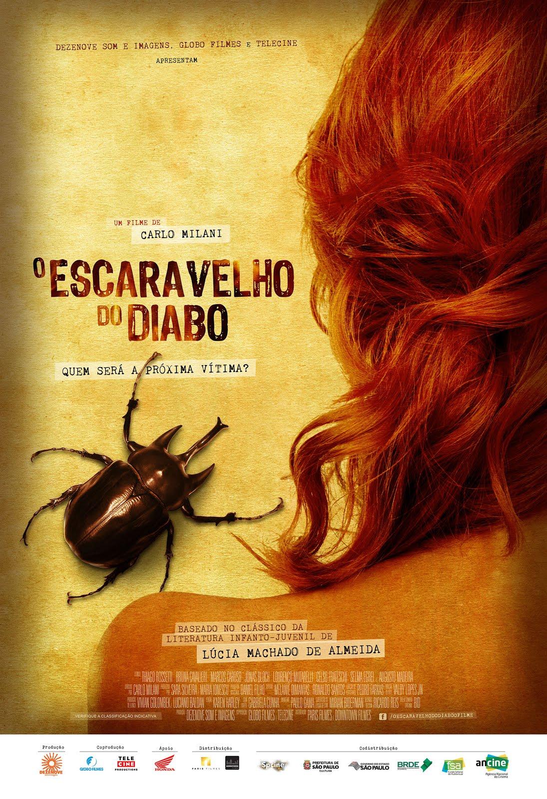O Escaravelho do Diabo - HD 720p - Nacional