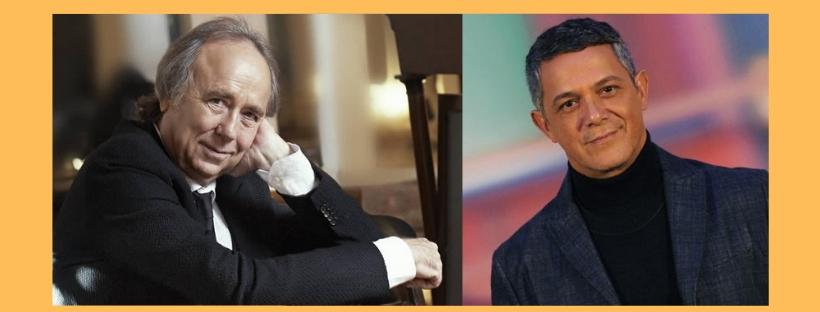 """#Serrat se la canta a #Sanz: """"El concierto en #Colombia fue un acto político"""""""