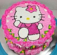 Toko Kue Online Di Bogor Hellokitty Cake Ultah Kue