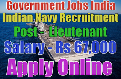 Indian navy recruitment 2017 navy jobs