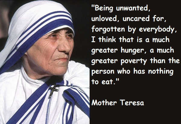 Mother Teresa A Troubled Individual In A Museum Of Poverty Cnn