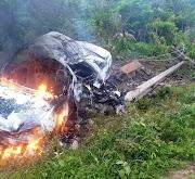 Grave acidente com vítima fatal na MA 303 entre Serrano e Cururupu