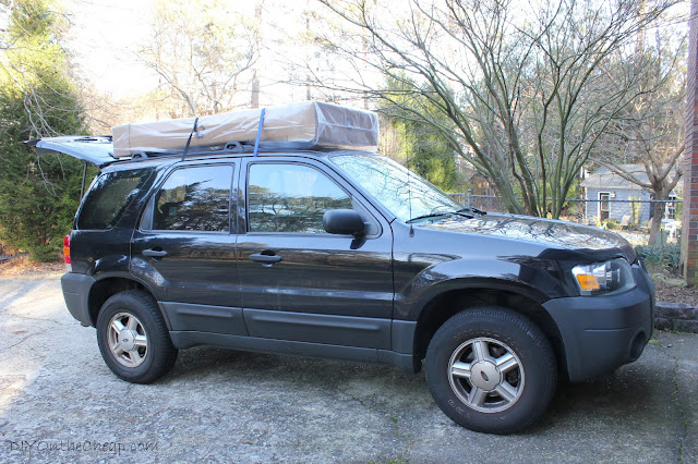 Redneck mattress transport