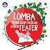 Lomba Penulisan Naskah Lakon Teater 2017