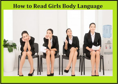 How to Read Girls Body Language