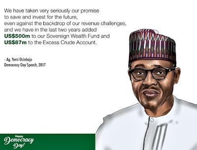 Yemi Osinbajo's Democracy Day Speech Commemorating the 2nd Anniversary of Buhari Administration (Full Speech)