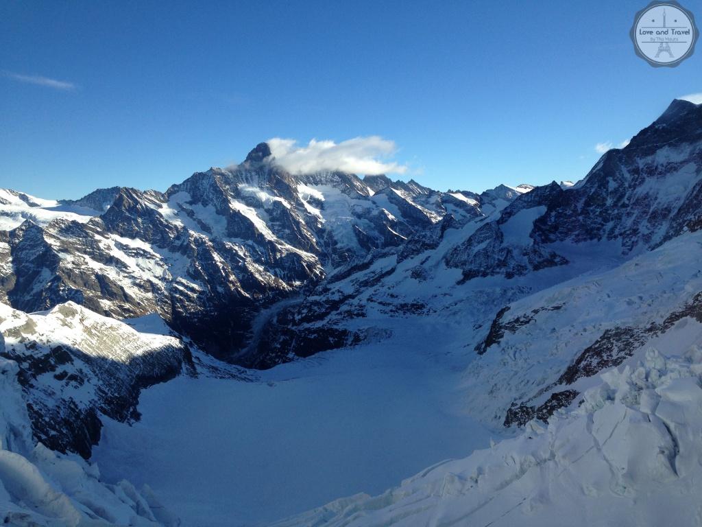 Jungfraujoch, Top of Europe:-roteiro Suíça  8 dias