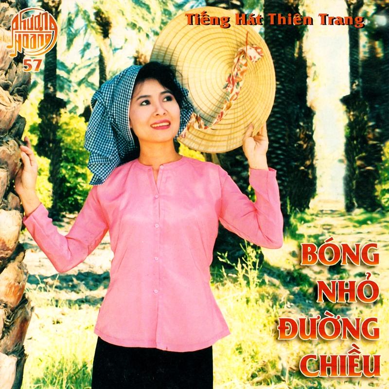 Phượng Hoàng CD057 - Thiên Trang - Bóng Nhỏ Đường Chiều (NRG) + bìa scan mới
