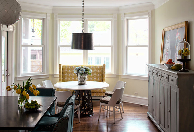 Inspire Bohemia Delicious Dining Rooms and Nooks